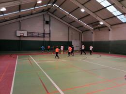 indoor gym facilities