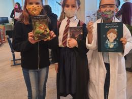 art primary book day