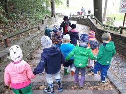 trip kindergarten
